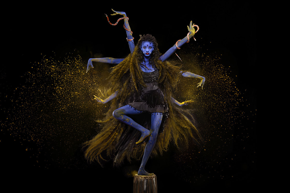 Willow Smith as Kali
